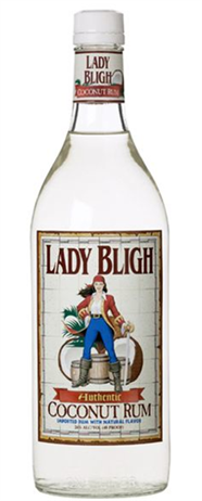 Lady Bligh Rum Coconut West Indies